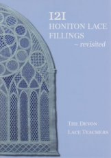 The Devon lace Teachers - 121 Honiton Lace Fillings - revisited