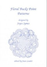 Symes Joyce - Leader Jean - Floral Bucks Point patterns