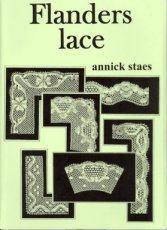 Staes Annick - Flanders lace - Groene kaft