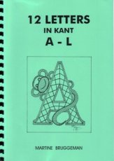 Bruggeman Martine - Letters in kant A-L