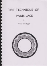 Cockuyt Vera - The technique of Paris Lace