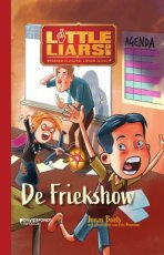 Jonas Boets - Little Liars Club - De friekshow